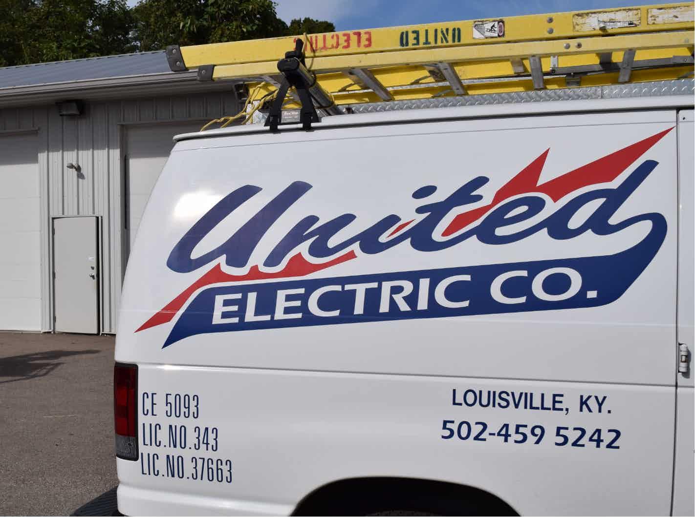 United Electric Van